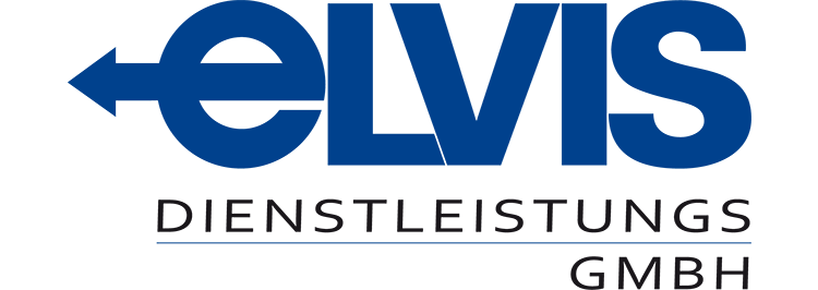 ELVIS Dienstleistungs GmbH Logo 750x
